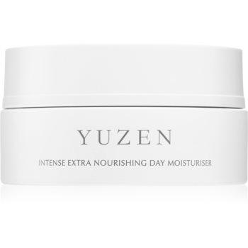Yuzen Intense Extra Nourishing Day Moisturiser crema pentru regenerare in profunzime pentru fermitatea pielii