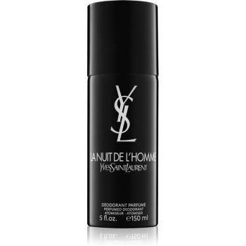 Yves Saint Laurent La Nuit de L'Homme deodorant spray pentru bãrba?i imagine produs
