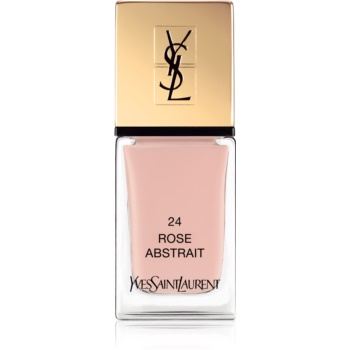 Yves Saint Laurent La Laque Couture lac de unghii culoare 24 Rose Abstrait 10 ml