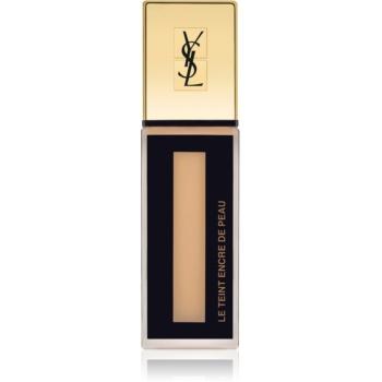 Yves Saint Laurent Le Teint Encre de Peau machiaj matifiant SPF 18 culoare B30 Beige 25 ml