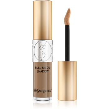 Yves Saint Laurent Full Metal Shadow far de ploape de nuanta aurie culoare 8 Dewy Gold 4,5 ml