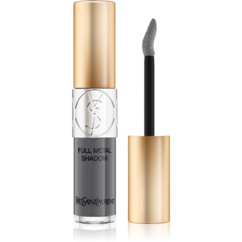 Yves Saint Laurent Full Metal Shadow far de ploape de nuanta aurie culoare 1 Grey Splash 4,5 ml