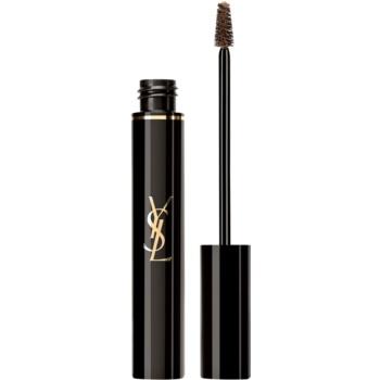 Yves Saint Laurent Couture Brow rimel pentru sprâncene culoare 2 Blond Cedré 7,7 ml