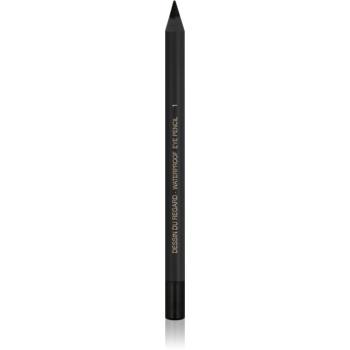 Yves Saint Laurent Dessin du Regard Waterproof creion dermatograf waterproof culoare 1 Noir Effronté 1,2 g