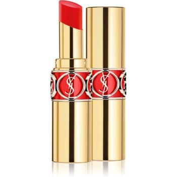 Yves Saint Laurent Rouge Volupté Shine Oil-In-Stick ruj hidratant culoare 46 Orange Perfecto 4 ml