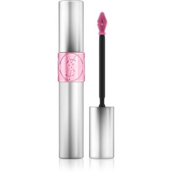 Yves Saint Laurent Volupté Tint-In-Oil luciu de buze de ingrijire culoare 22 I Rose It Now 6 ml
