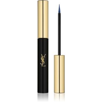 Yves Saint Laurent Couture Eyeliner eyeliner culoare 2 Bleu Iconic Satiné 2,95 ml