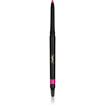 Yves Saint Laurent Dessin des Lèvres creion contur pentru buze  culoare 02 Rose Néon 0,35 g