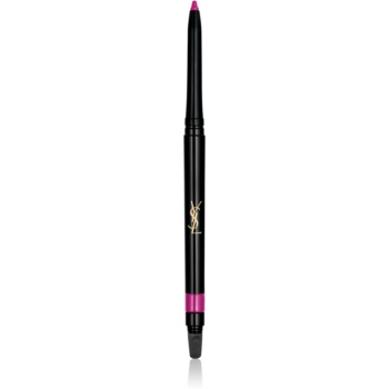 Yves Saint Laurent Dessin des Lèvres creion contur pentru buze  culoare 19 Le Fuchsia 0,35 g