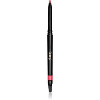 Yves Saint Laurent Dessin des Lèvres creion contur pentru buze  culoare 52 Rouge Rose 0,35 g