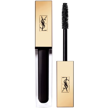 Yves Saint Laurent Vinyl Couture Mascara mascara pentru extensie, rotunjire si volum culoare 1 I'm the Clash – Black 6,7 ml