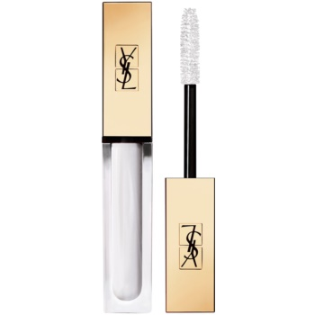 Yves Saint Laurent Vinyl Couture Mascara mascara pentru extensie, rotunjire si volum culoare 0 I'm The Endless – Top Coat 6,7 ml