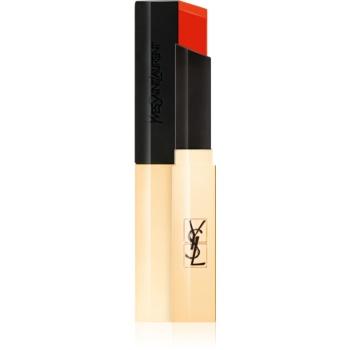 Yves Saint Laurent Rouge Pur Couture The Slim  culoare 2 Strange Orange 2,2 g