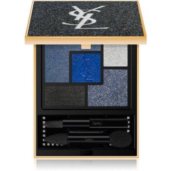Yves Saint Laurent Couture Palette Black Opium Intense Night Edition Paleta ochi umbre cu 5 nuante