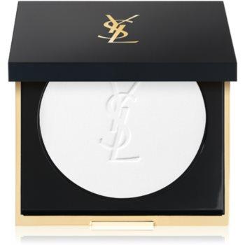 Yves Saint Laurent Encre de Peau All Hours Setting Powder pudra compacta pentru un aspect mat