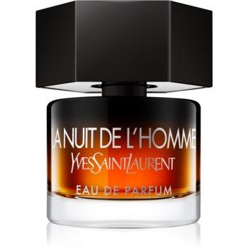 Yves Saint Laurent La Nuit de L'Homme Eau de Parfum pentru barbati imagine produs
