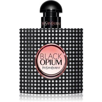Yves Saint Laurent Black Opium parfémovaná voda pro ženy limitovaná edice Shine On 50 ml
