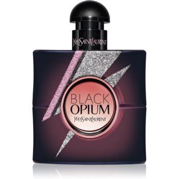 Yves Saint Laurent Black Opium Storm Illusion Eau de Parfum editie limitata pentru femei imagine produs