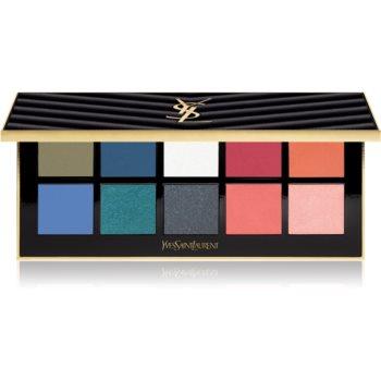 Yves Saint Laurent Couture Colour Clutch paletă cu farduri de ochi