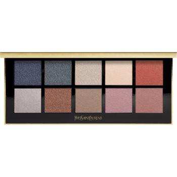 Yves Saint Laurent Couture Colour Clutch paletă cu farduri de ochi editie limitata