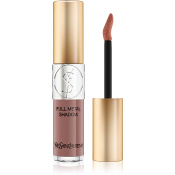 Yves Saint Laurent Full Metal Shadow far de ploape de nuanta aurie culoare 6 Pink Cascade 4,5 ml