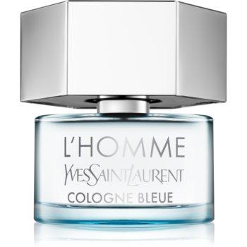 Yves Saint Laurent LHomme Cologne Bleue eau de toilette pentru barbati