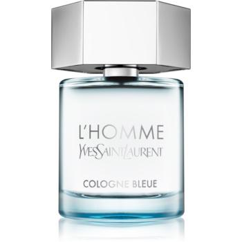 Yves Saint Laurent L'Homme Cologne Bleue Eau de Toilette pentru bãrba?i imagine produs