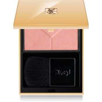 Yves Saint Laurent Couture Blush fard de obraz sub forma de pudra poza noua