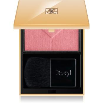 Yves Saint Laurent Couture Blush fard de obraz sub forma de pudra culoare 6 Rose Saharienne 3 g