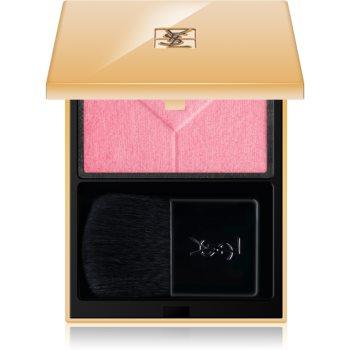 Yves Saint Laurent Couture Blush fard de obraz sub forma de pudra culoare 9 Rose Lavallière 3 g
