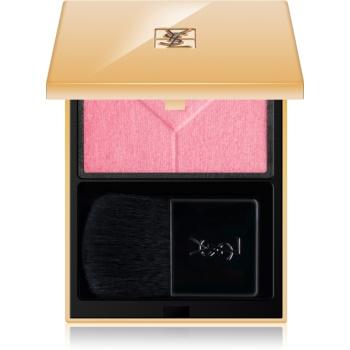 Yves Saint Laurent Couture Blush fard de obraz sub forma de pudra
