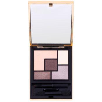 Yves Saint Laurent Couture Palette fard ochi culoare 4 Saharienne  5 g