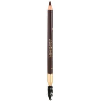 Yves Saint Laurent Dessin des Sourcils tužka na obočí odstín 2 Dark Brown 1,3 g
