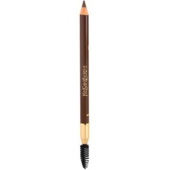 Yves Saint Laurent Dessin des Sourcils tužka na obočí odstín 3 Glazed Brown 1,3 g