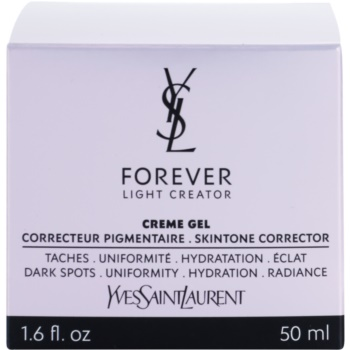 Yves Saint Laurent Forever Light Creator creme gel hidratante para todos os tipos de pele 4