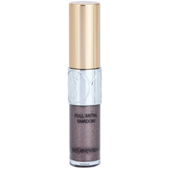 Image of Yves Saint Laurent Full Metal Shadow Liquid Eyeshadow With Strong Gloss Color 3 Taupe Drop 4,5 ml