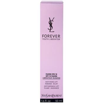 Yves Saint Laurent Forever Youth Liberator fluid pentru intinerirea pielii 4
