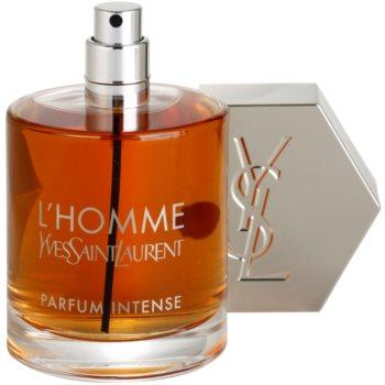 Yves Saint Laurent L´Homme Parfum Intense парфюмна вода за мъже 3