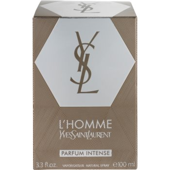 Yves Saint Laurent L´Homme Parfum Intense парфюмна вода за мъже 4