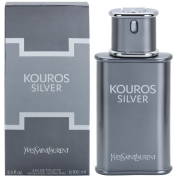 Yves Saint Laurent Kouros Silver Eau de Toilette pentru barbati 100 ml