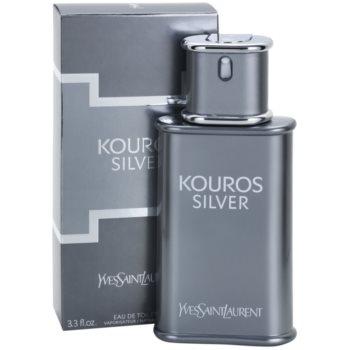 Yves Saint Laurent Kouros Silver woda toaletowa dla mężczyzn 1