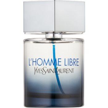 Yves Saint Laurent L´Homme Libre Eau de Toilette pentru barbati 100 ml
