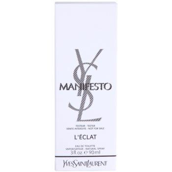 Yves Saint Laurent Manifesto L'Eclat тоалетна вода тестер за жени 4
