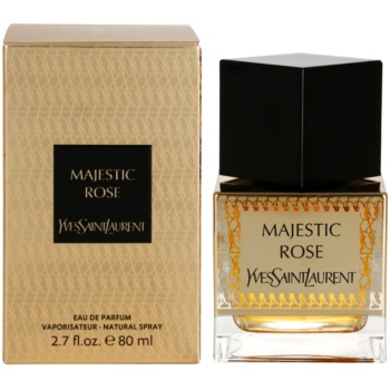 Fotografie Yves Saint Laurent The Oriental Collection: Majestic Rose parfemovaná voda pro ženy 80 ml