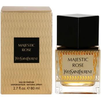 Yves Saint Laurent The Oriental Collection: Majestic Rose Eau De Parfum pentru femei 80 ml