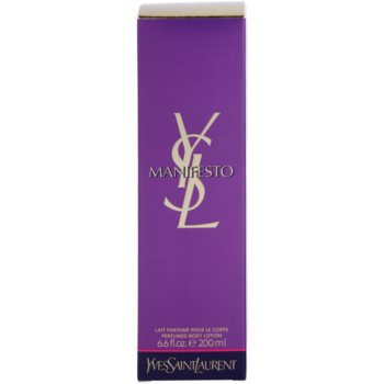 Yves Saint Laurent Manifesto Körperlotion für Damen 2