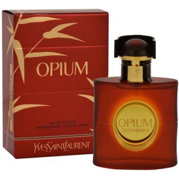 Yves Saint Laurent Opium 2009 Eau de Toilette pentru femei