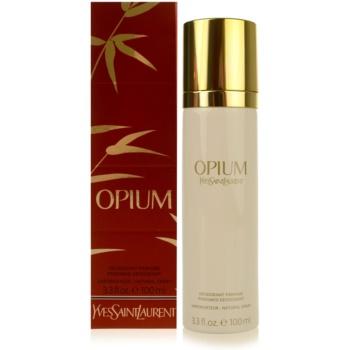Yves Saint Laurent Opium 2009 deospray pentru femei 100 ml