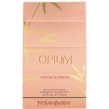 Yves Saint Laurent Opium Vapeurs de Parfum Eau de Toilette for Women 3