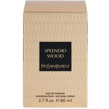 Yves Saint Laurent The Oriental Collection: Splendid Wood parfumska voda uniseks 4